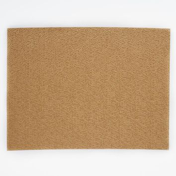 Food Network Luxe Shimmer Placemat (Yellow)