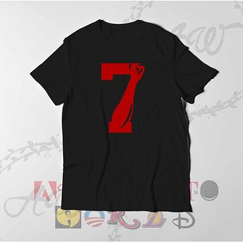Colin Kaepernick 7 Power NFL Tee Adult Unisex T Shirt