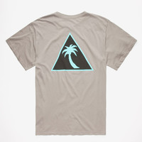 Catch Surf Team Mens T-Shirt Gray  In Sizes