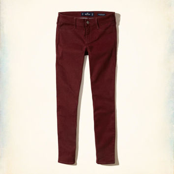 Girls Low-Rise Jean Leggings | Girls Clearance | HollisterCo.com