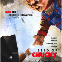 Child's Play 5: Seed of Chucky 27x40 Movie Poster (2004)