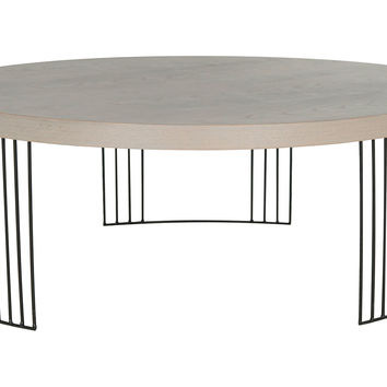 Bailey Coffee Table, Gray, Cocktail Table, Coffee Table Base