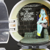 Sally Nightmare Before Christmas Gashapon