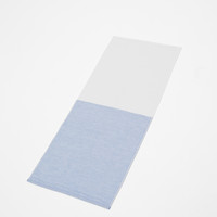 Totokaelo - Yoshii White/Blue Two Tone Chambray Hand Towel - $22.00