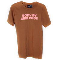 Body By Junk Food Tee