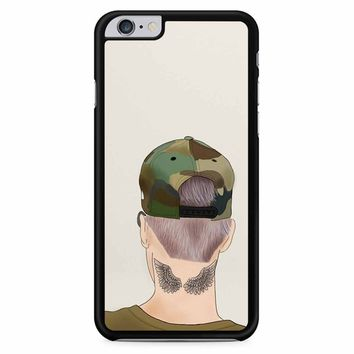 Justin Bieber Drawing iPhone 6 Plus / 6S Plus Case