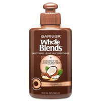 Garnier® Whole Blends™ 10.2 oz. Smoothing Leave-In Conditioner