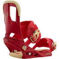 Support Local Cartel Snowboard Binding - Burton Snowboards