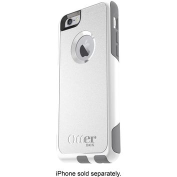 OtterBox - Commuter Series Case for Apple® iPhone® 6 and 6s - White