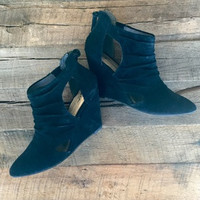 Overjoyed Seychelles Wedge Bootie