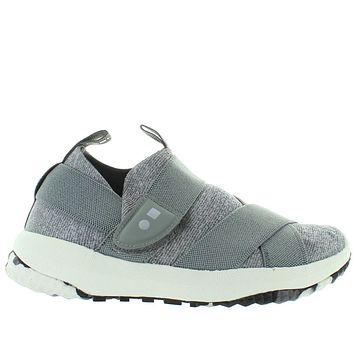 Coolway Treck Fit - Silver Multi Textile Wedge Sneaker