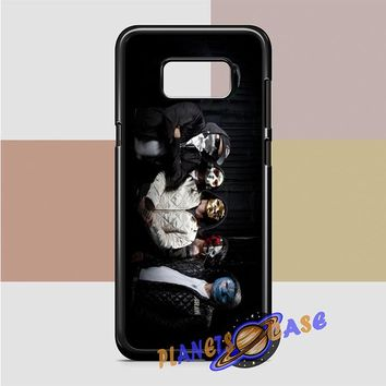 Hollywood Undead (group masks jackets) Samsung Galaxy Case