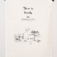 Tea Towel - Simplicity