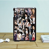 One Direction,Harry Styles Collage IPad Mini 1 2 Case Auroid