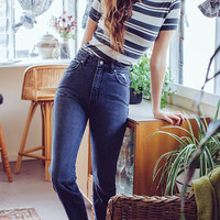 Dusters Jeans - Shadow Worn