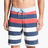 Quiksilver 'Cypher Briggs' Scalloped Board Shorts | Nordstrom