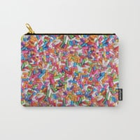Sprinkles Carry-All Pouch by allisone
