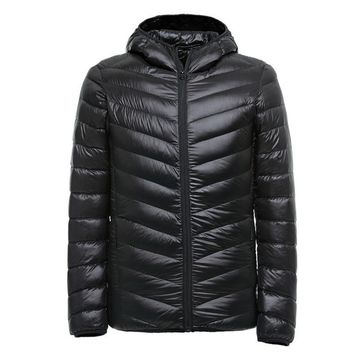 Winter Ultralight Men's Bubble Jacket