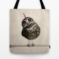 Punk Tote Bag by Isaiah K. Stephens