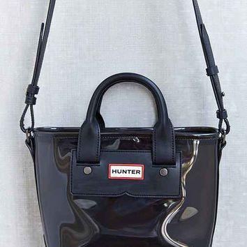Hunter Original Clear Mini Tote Bag-