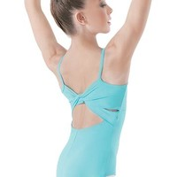 Camisole Twist Back Leotard - Balera