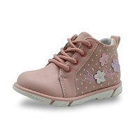 Dinde Toddler Girl Flower Boot