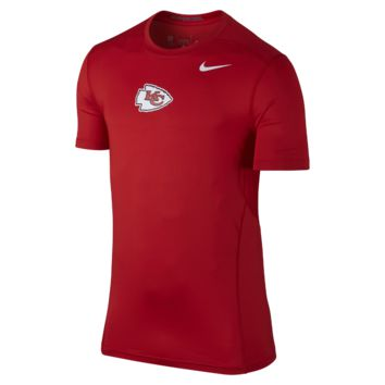 Nike Pro Hypercool Fitted (NFL Chiefs) Men's Shirt