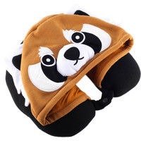 Red Panda Neck Pillow
