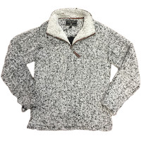 True Grit - Frosty Tip 1/2 Zip Pullover