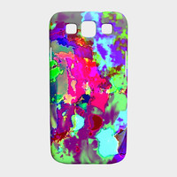 Psychedelic abstract Galaxy S3
