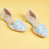 Well-Stepped d'Orsay Flat in Flamingos