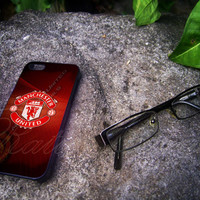 Manchester United inspired design Case For iPhone 4/4S iPhone 5/5S/5C and Samsung Galaxy S3 S4 hard cover