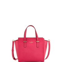 cedar street small hayden tote bag, sweetheart pink - kate spade new york