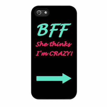 best friend bff couple left cases for iphone se 5 5s 5c 4 4s 6 6s plus