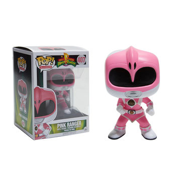 Funko Mighty Morphin Power Rangers Pop! Television Pink Ranger Vinyl Figure
