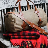 Free People Wolf Hill Explorer Duffle