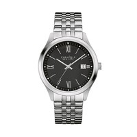 Caravelle New York by Bulova Men's Stainless Steel Watch (Grey)