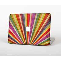 The Vintage Sprouting Ray of colors Skin for the Apple MacBook Air 13""