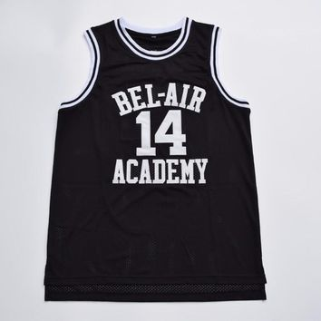 Will Smith Bel Air Academy Basketball Jersey Black