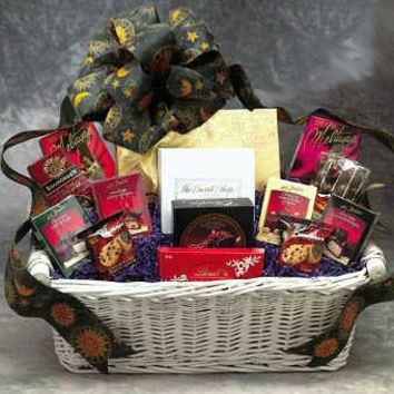 Chocolate Delights Gift Basket (Med)