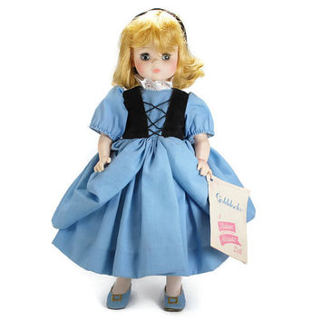Vintage Madame Alexander Goldilocks Collector Doll- 1965