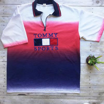 Tommy Sports Vintage Top