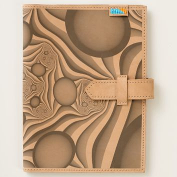 Flying Up, modern and abstract Fractal Art Pattern Journal