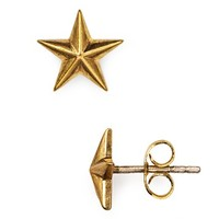 MARC JACOBSPressed Star Stud Earrings