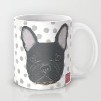 FRENCHIE Mug by Bless Hue