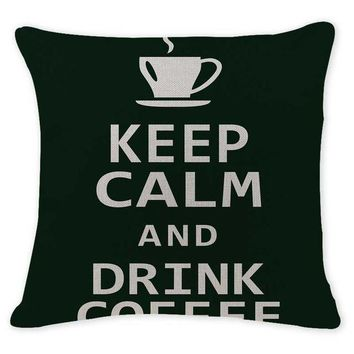 Keep Calm and Drink Coffee - Small Cup