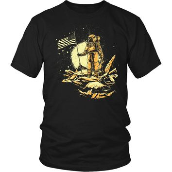 """The American Astronaut"" T-Shirt"