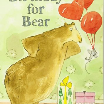 A Birthday for Bear Candlewick Sparks Reprint