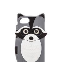 kate spade new york Raccoon iPhone 5 Case in Gray