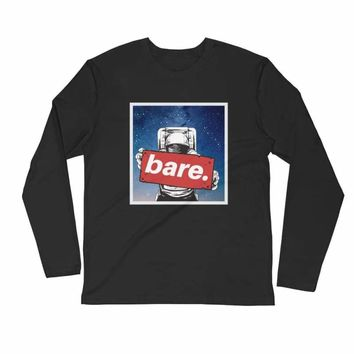 Bare Culture Astronaut Graphic Long Sleeve Tee